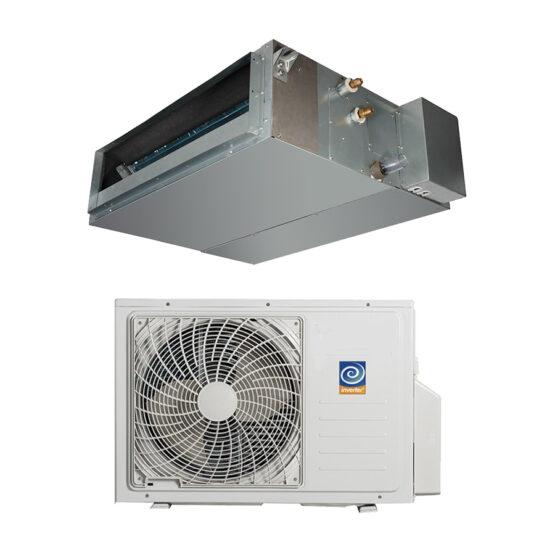 Climatizzatore canalizzato 36000 btu dc inverter a a - Climatizzatori canalizzati ...
