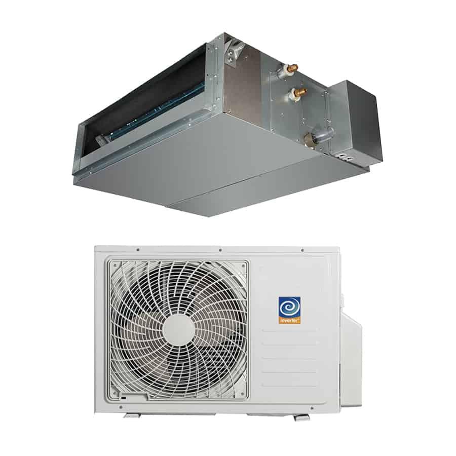 Climatizzatore canalizzato 36000 btu dc inverter a a for Climatizzatore canalizzato