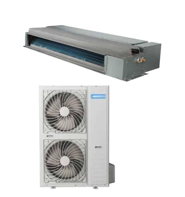Climatizzatore canalizzato 48000 btu hisense wintair dc - Climatizzatori canalizzati ...