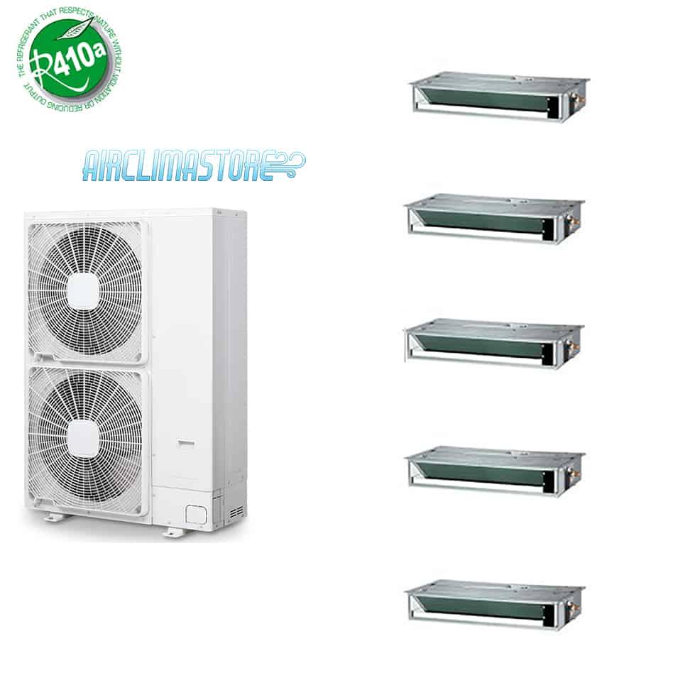 Climatizzatore penta canalizzato 12 12 12 12 12 dc for Climatizzatore canalizzato
