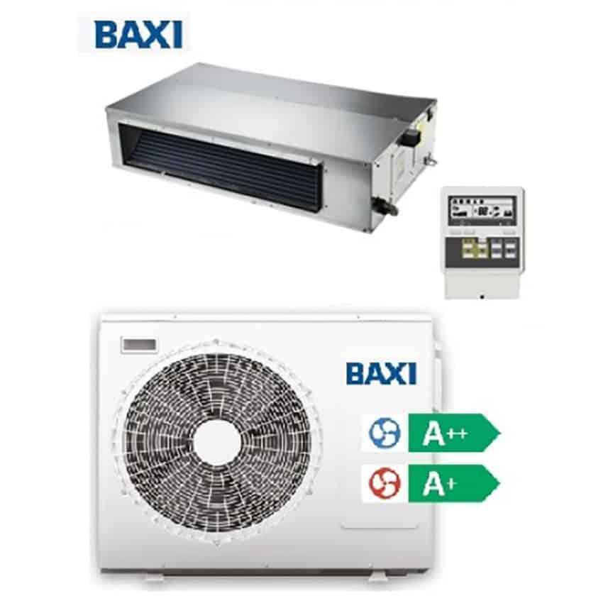Climatizzatore canalizzato 12000 dc inverter a a scop 4 for Climatizzatore canalizzato