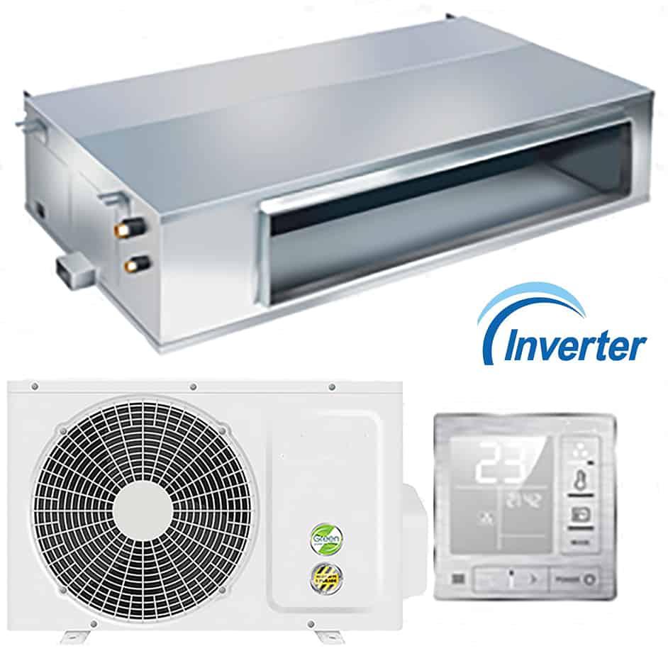 Climatizzatore canalizzato 18000 dc inverter a a scop 4 for Climatizzatore canalizzato