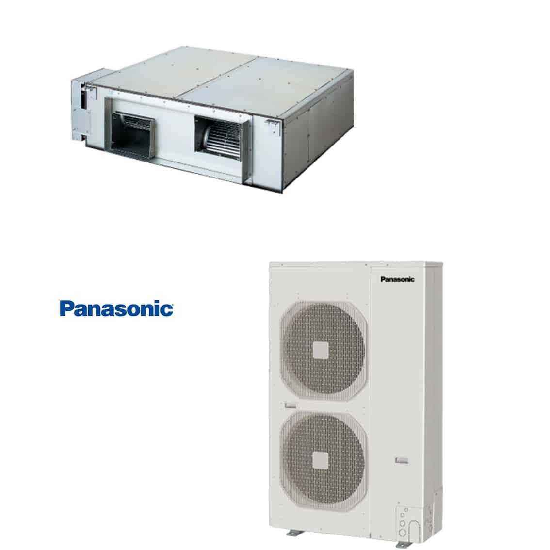 Climatizzatore canalizzato panasonic s 250pe2e5 alta for Climatizzatore canalizzato