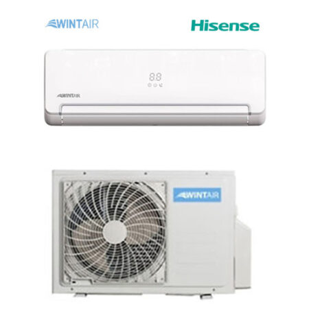 CLIMATIZZATOREI MONO WINTAIR BY HISENSE R32 A++A+ WI-FI READY LINEA 2021