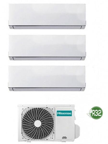 CLIMATIZZATORI HISENSE TRIAL SPLIT DC INVERTER SERIE COMFORT A++A+ GAS R-32