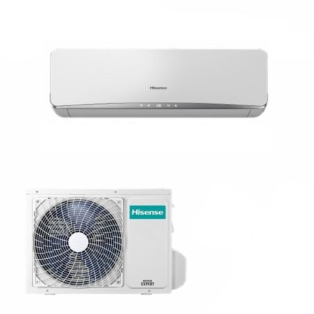 CLIMATIZZATORI MONO SPLIT HISENSE NEW SMART EASY GAS R 32 LINEA 2019 A++A+