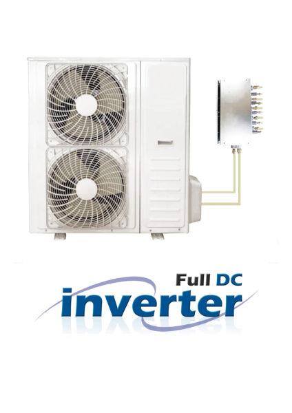 UNITA' ESETRNE DC INVERTER A++A+ GAS R410 A COMPATIBILI HISENSE