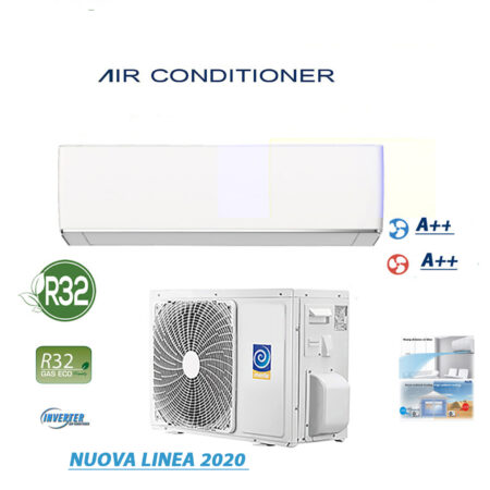 CLIMATIZZATORI MONO SERIE LEGEND GAS R-32 INVISIBLE DISPLAY FULL DC INVERTER A++A++ LINEA 2020 PREDISPOSIZIONE WI-FI