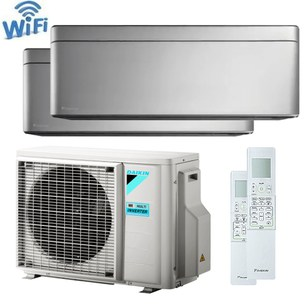 CLIMATIZZATORI DAIKIN Bluevolution DUAL SPLIT INVERTER serie STYLISH GAS R-32 A+++A++