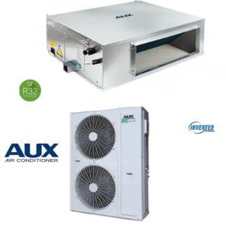 CLIMATIZZATORI CANALIZZATI DC INVERTER AUX A++A+ GAS R-32 SCOP 4.0 GAMMA 2021 PREDISPOSIZIONE WI-FI