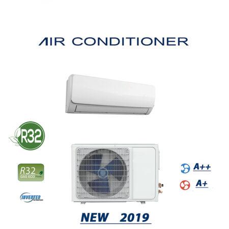 CLIMATIZZATORI MONO SERIE LEGEND GAS R-32 INVISIBLE DISPLAY FULL DC INVERTER A++A+ LINEA 2019 PREDISPOSIZIONE WI-FI