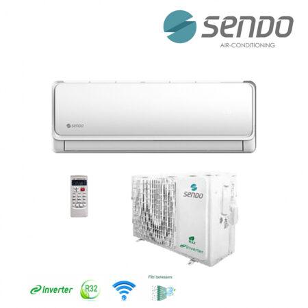 CLIMATIZZATORI MONO SENDO DC INVERTER GAS-32 A++A+ LINEA 2019