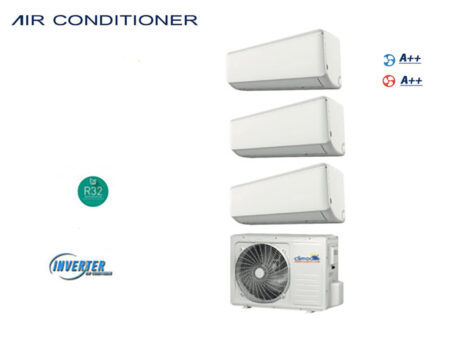 CLIMATIZZATOREI TRIAL SPLIT FULL DC INVERTER A++A++ GAS R-32 LINEA 2020 WI-FI READY