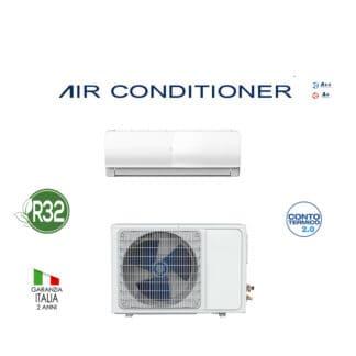 CLIMATIZZATORE MONO FULL DC INVERTER R32 A++A+ GARANZIA ITALIA UFFICIALE 2 ANNI WI-FI READY