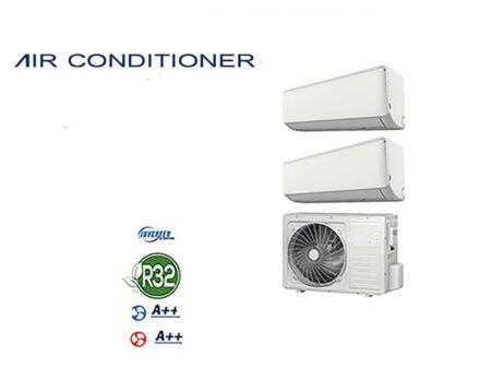 CLIMATIZZATORI DUAL SPLIT GAS R-32 FULL DC INVERTER A++A++ WI-FI READY LINEA 2020