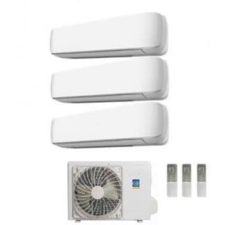 CLIMATIZZATORI TRIAL SPLIT DC INVERTER A++A++ GAS R 410A WI-FI READY