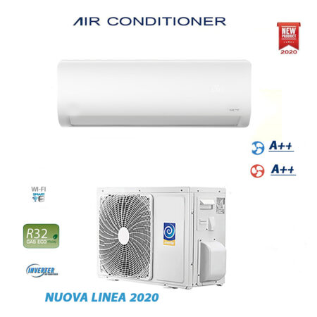 CLIMATIZZATORI MONO SPLIT SERIE DIAMOND A++A++ GAS R-32 FULL DC INVERTER WI-FI READY