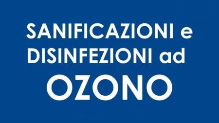 GENERATORI DI OZONO PER SANIFICAZIONE AD USO PROFESSIONALE