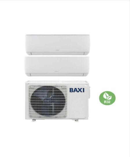 CLIMATIZZATORI DUAL BAXI ASTRA DC INVERTER R-32 A++A+ LINEA 2020 WI FI READY