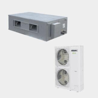 CLIMATIZZATORI CANALIZZATI AERMEC GAS R-32 DC INVERTER