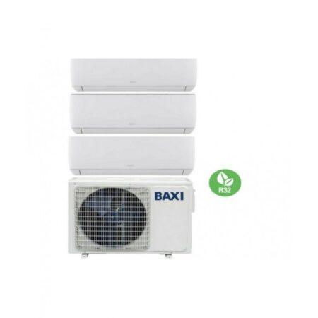 CLIMATIZZATORI TRIAL SPLIT BAXI ASTRA gas R32 A++A+ LINEA 2020 WI-FI READY