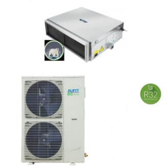CLIMATIZZATORI CANALIZZATI AUFIT R32 DC INVERTER A++A+ WI-FI READY LINEA 2021