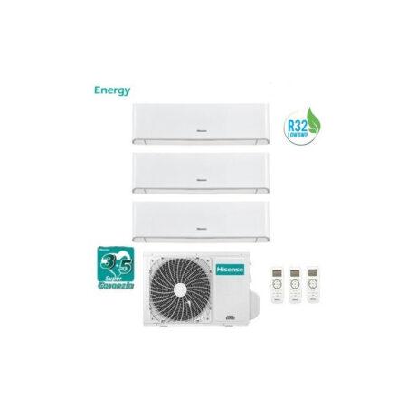 CLIMATIZZATORI TRIAL SPLIT HISENSE ENERGY R32 A++A+ DC INVERTER