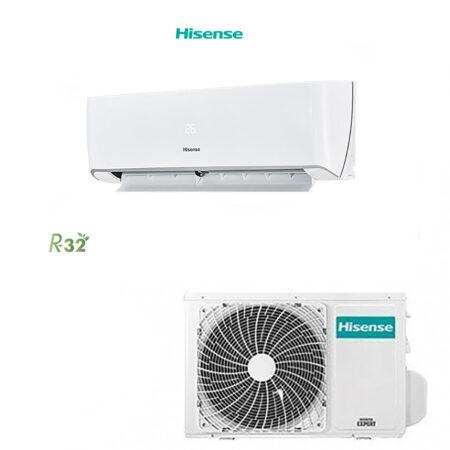 CLIMATIZZATORI HISENSE ENERGY LINEA 2020 A++A+ GAS R-32 DC INVERTER WI-FI
