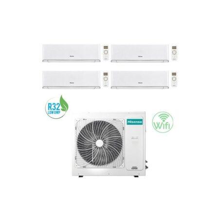 climatizzatore-condizionatore-hisense-quadri-9999-serie-energy-4amw81u4raa-9000900090009000-btu-gas-r32-a-wi-fi