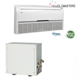CLIMATIZZATORI PAVIMENTO SOFFITTO MOTOCONDENSATI AD ACQUA R32 DC INVERTER R32 WI-FI READY